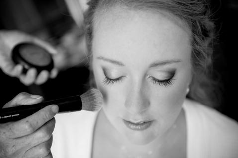 bridal make up dordogne