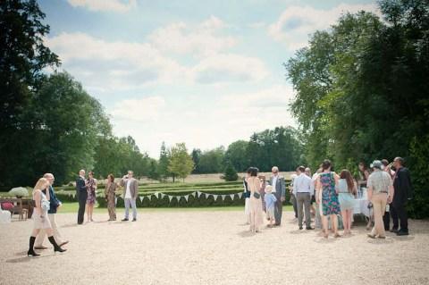 chateau wedding france