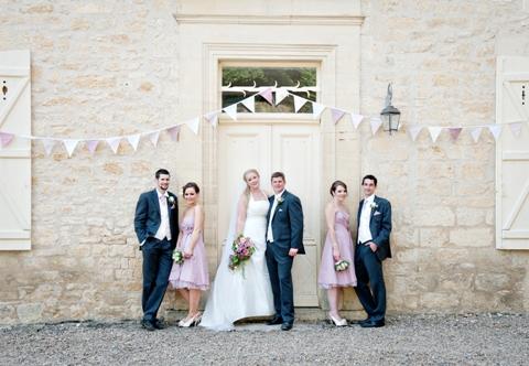 fete france wedding