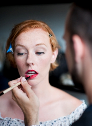 makeup artist paris