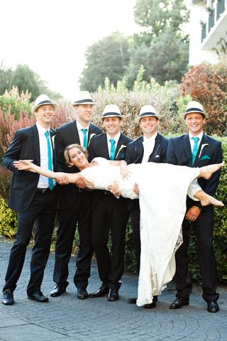 real wedding biarritz