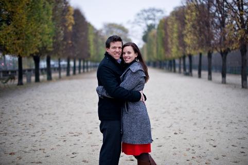 romantic places paris