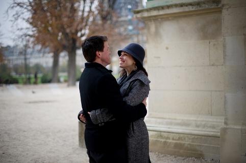 romantic shoot paris