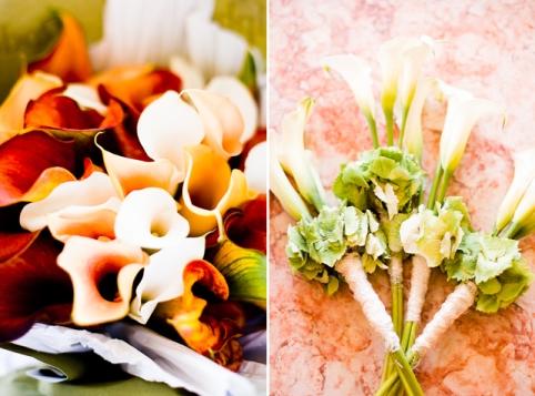 south o ffrance wedding flowers
