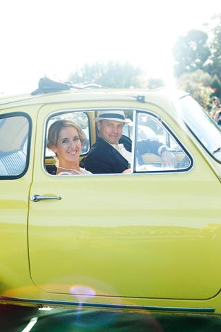 wedding car biarritz