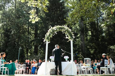 wedding celebrant france