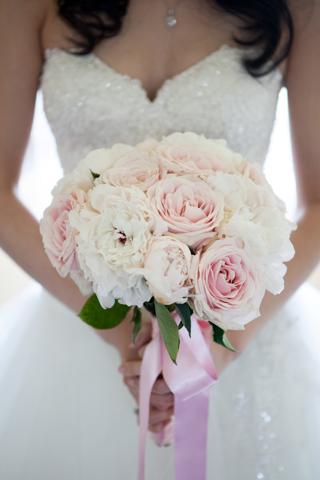 wedding flowers loire valley