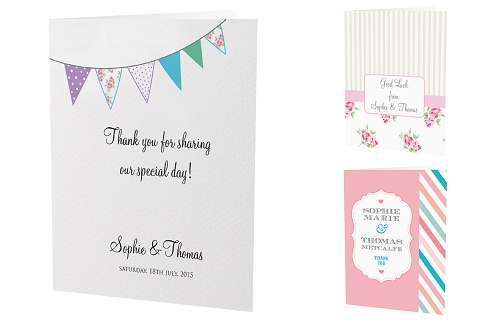 wedding stationery offer
