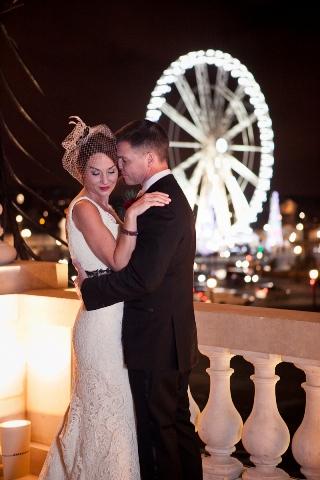 wedding night paris