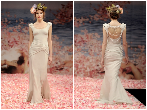 Clio etheral wedding dress