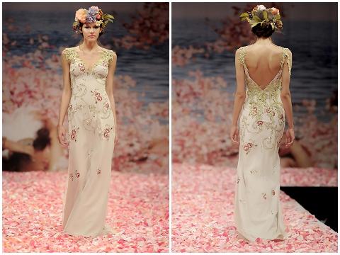 Olivia french wedding dress