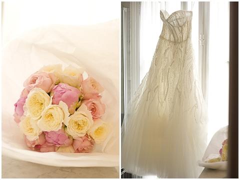 Pastel wedding Paris