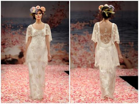 Poetry boho bridalwear