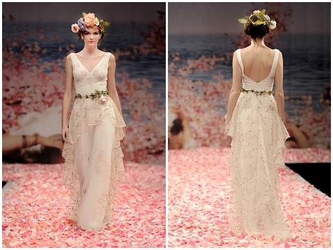 Promise fairytale wedding dress