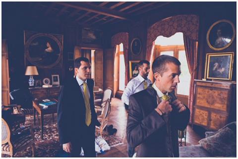 Saint Loup Nantouard wedding