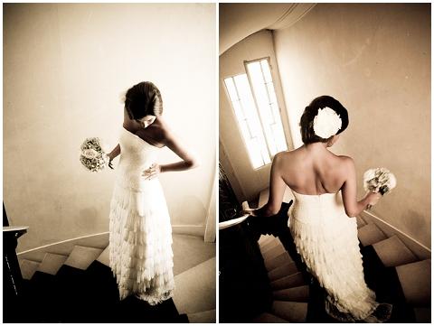 bridal hair paris