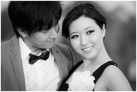 chinese newlyweds