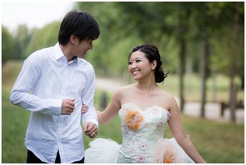 chinese wedding paris