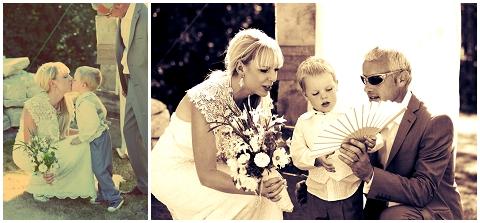 family wedding france