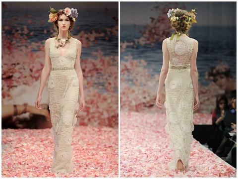 new york bridal runway