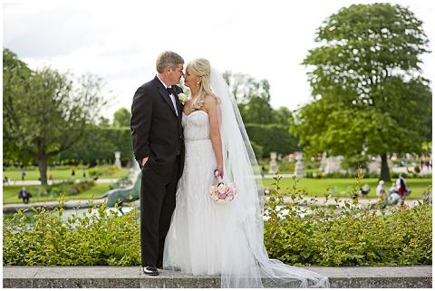 romantic elopement to Paris