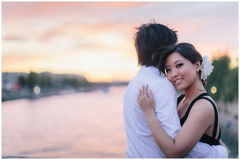 parisian honeymoon