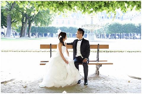 parisian photography