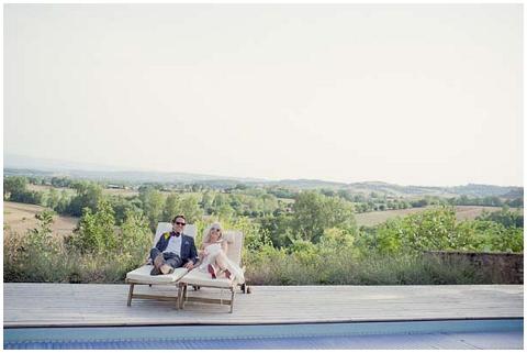 south france wedding