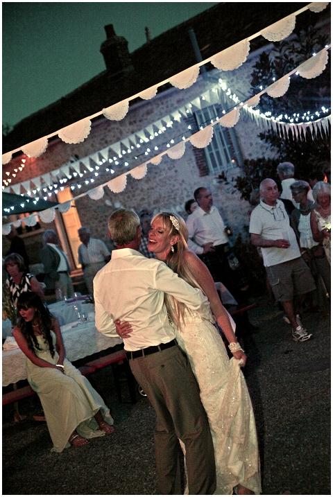 vintage diy wedding