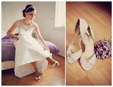 wedding dress france