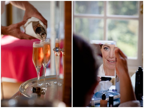 wedding hair france