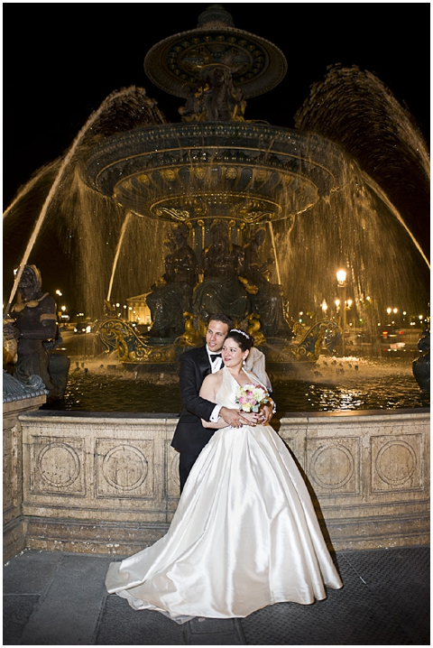 wedding in paris