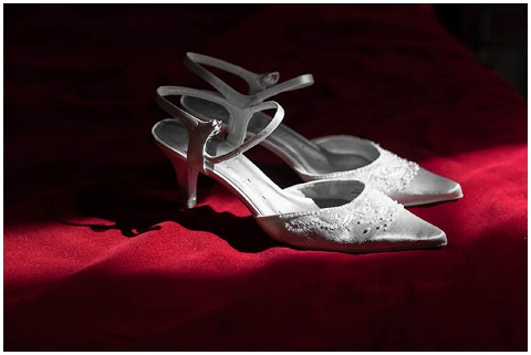 wedding shoes france