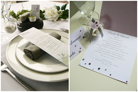 wedding stationery france
