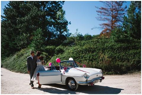 60s wedding