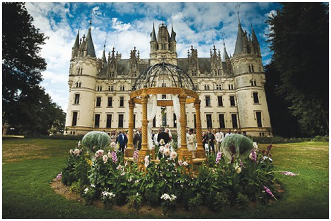 chateau challain - wedding venue France
