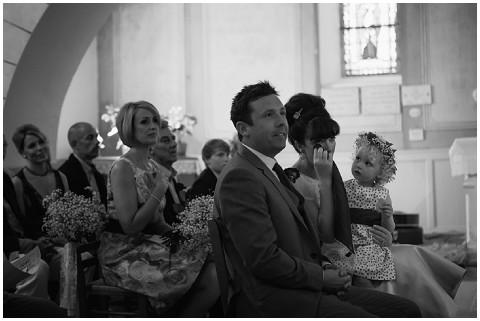 church wedding france