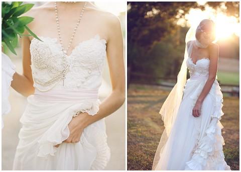 claire la faye bridalwear