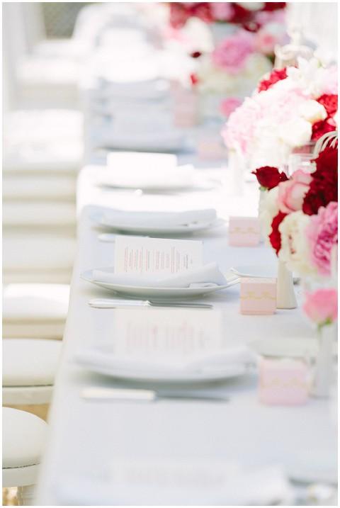 french style wedding