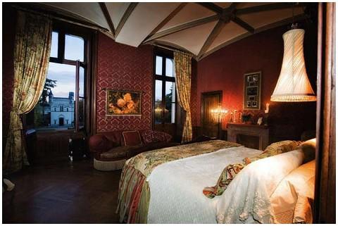 honeymoon chateau france