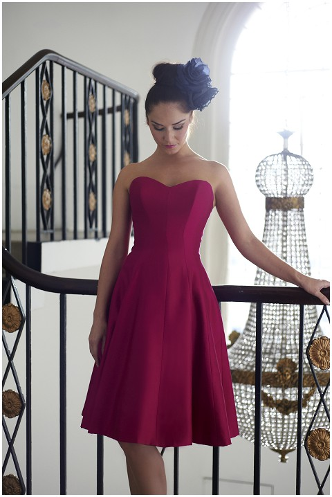 pallmall pink cocktail dress