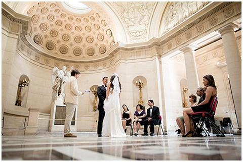 Paris Wedding Chapel Intimate In
