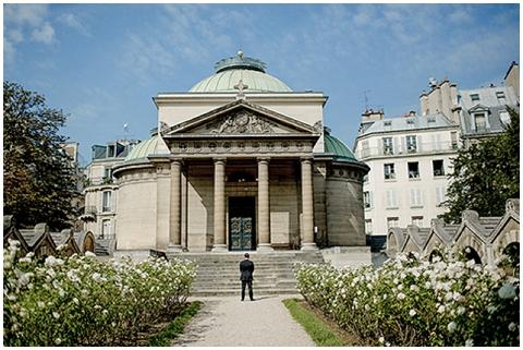 paris wedding chapel