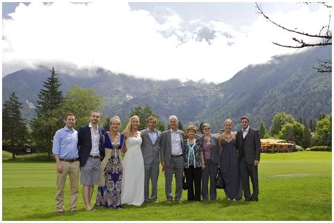 wedding chamonix