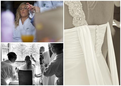 wedding hair and makeup chamonix