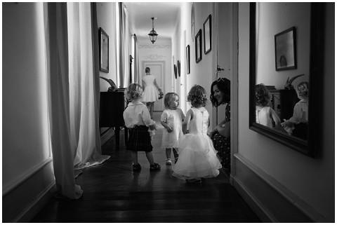 wedding children
