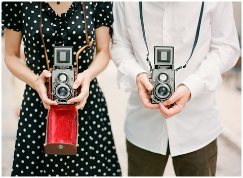 Flexaret camera
