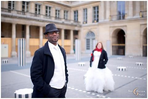 Palais Royal wedd