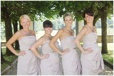 destination bridesmaids