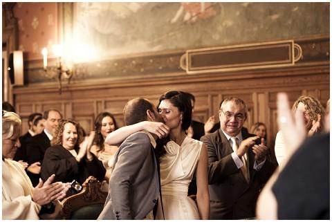 married in paris